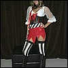 Alyssah Pirate Costume