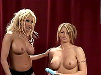 Gina and Brooke Feature
