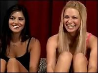 Sunny Leone & Stefani Morgan Feature
