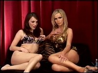Nikki Benz & Charlie Laine Feature Feature